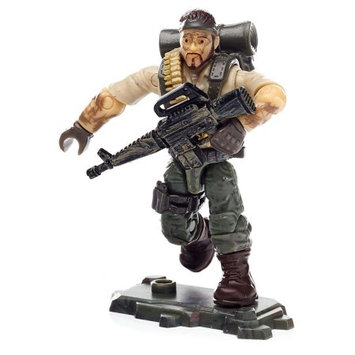 Mega Construx Call Of Duty Master Sergeant Frank Woods Building Set