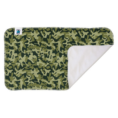Planet Wise Waterproof Changing Pag, Camo