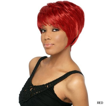 FreeTress Equal Premium Synthetic Lace Front Wig - NATURAL HAIRLINE REESE (1-JET BLACK)