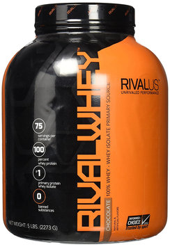 Rival Us Rivalus Rival Whey, Chocolate, 75 Servings