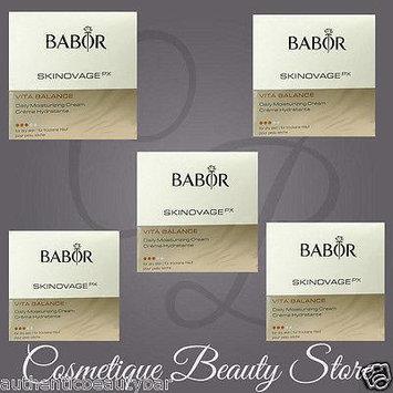5 SAMPLES Babor Skinovage Vita Balance Daily Moisturizing Cream *FREE SHIPPING*
