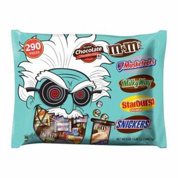 Mars Halloween Mad Scientist Chocolate Favorite Variety Mix (290 ct.)