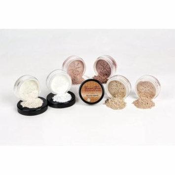 Mineral Makeup XL KIT Full Size Foundation Set Sheer Bare Skin Powder Cover (Fair 2)