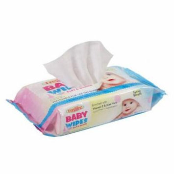 CPC BBABYW Freshies Baby Wipes Freshies, Case of 24 - 80 per Case