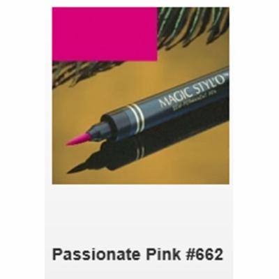 Magic Styl'o Semi Permanent Makeup Pen (Passionate Pink)
