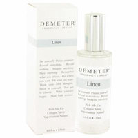 Demeter Linen Cologne Spray 4 oz