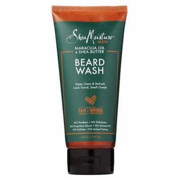 SheaMoisture Face/Beard Wash 6.0 oz.(pack of 12)