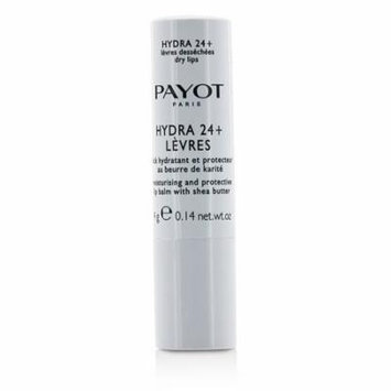 Payot - Hydra 24+ Moisturising and Protective Lip Balm With Shea Butter - For Damaged Lips -4g/0.14oz