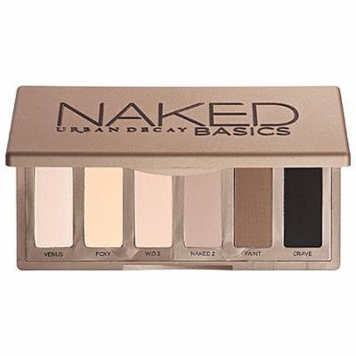Urban Decay Naked Basics Eyeshadow Palette, 0.05 Ounce