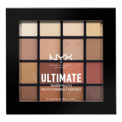 (3 Pack) NYX Ultimate Shadow Palette - Warm Neutrals