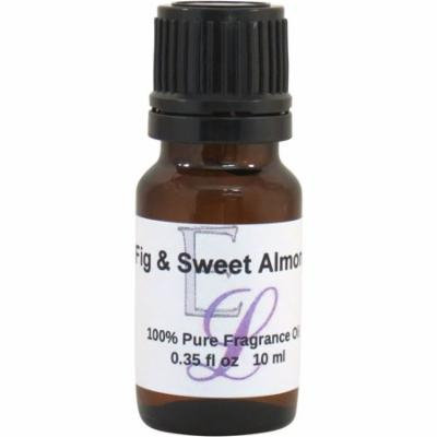 Fig And Sweet Almond Fragrance Oil, 10 ml