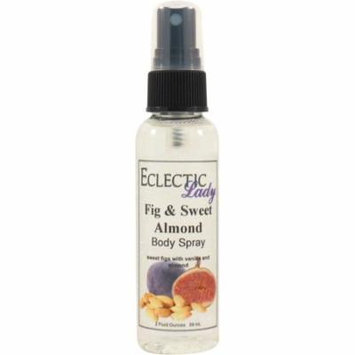 Fig And Sweet Almond Body Spray, 2 ounces