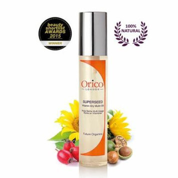 Orico London - Superseed Vitamin Dry Multi-Oil -100ml/3.38oz