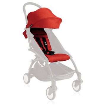 Yoyo+ Color Pack Canopy and Seat Pad Set, Red - Babyzen