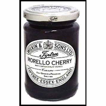 Tiptree Morello Cherry Preserve, 12 Ounce Jars (Pack of 2)