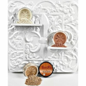 Sweet Face Minerals 3 Pc Kit Mineral Makeup Set Bare Skin Sheer Powder Foundation Cover (Full Size, Light)