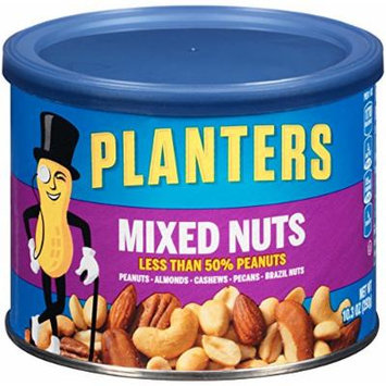 Planters Mixed Nuts, 4 Count, 41.2 Ounce