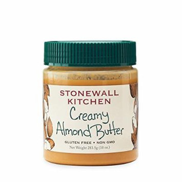 Stonewall Kitchen Creamy Almond Butter, 10 oz