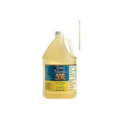 Four Monks White Wine Vinegar 1 Gallon