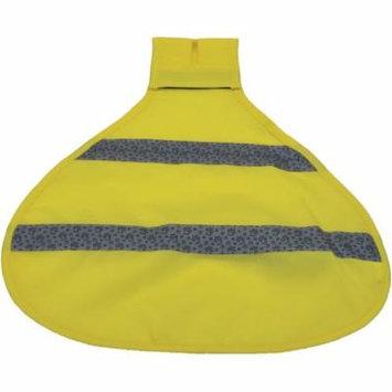 Coastal Reflective Safety Vest-Neon Yellow Small