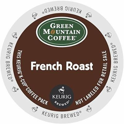 Green Mountain French Roast, Single Serve Coffee K-Cups, 48-Count For Brewers