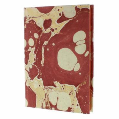 Marbleized Paper Journal