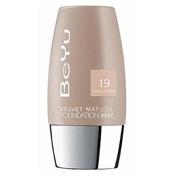 BeYu Velvet Mat Foundation Oil, Free, Fair Rose, 1 Fluid Ounce