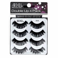 Ardell Double Up 4 Pack #203 Lashes