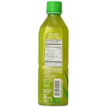 ALO Allure Aloe Vera Beverage, Mangosteen & Mango, 16.9 Ounce (Pack of 24)