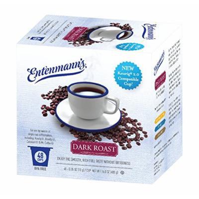 Entenmann's Single Serve Coffee, Dark Roast, 48 Count