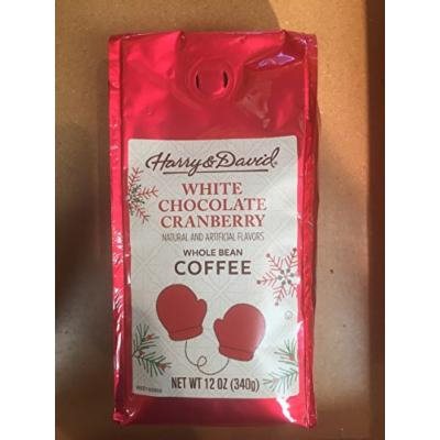 Harry & David, White Chocolate Cranberry Coffee, Whole Bean, 12 Oz