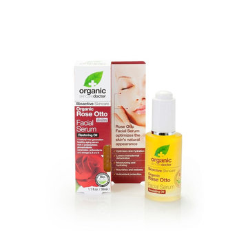 Organic Rose Otto Facial Serum Organic Doctor 30 ml Cream
