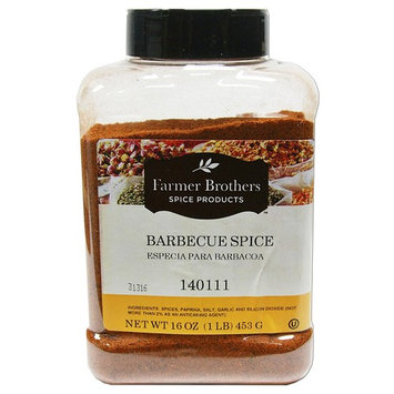 Farmer Brothers Barbecue Spice, 1 bottle (1 LB)