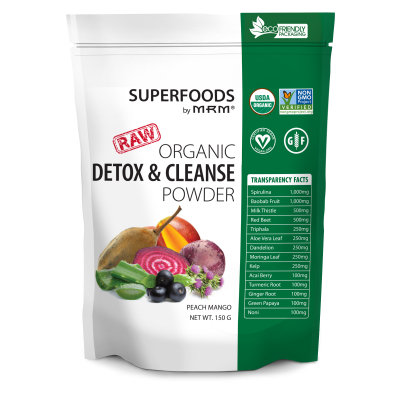 Mrm Metabolic Response Modifiers Super Foods - Detox & Cleanse MRM (Metabolic Response Modifiers) 150 g Powder