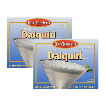 KIT-Bar-Tender's Instant Daiquiri Mix - 2 Pack