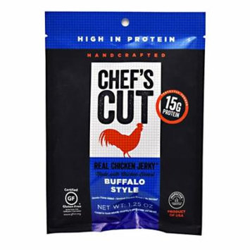 Chef's Cut Real Jerky Real Chicken Jerky Buffalo Style - 1.25 oz