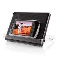 Brookstone Ultra-Thin Travel Speaker