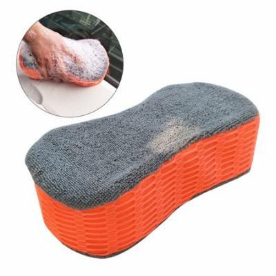 Car Wash Sponge Bone Design for Polishing Porous Car Wash Sponge