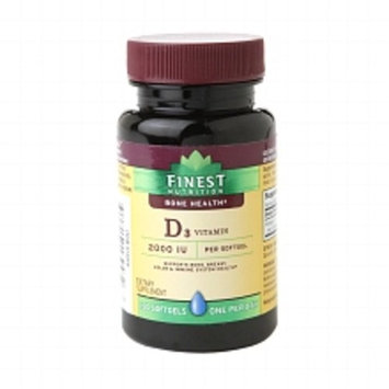 Finest Nutrition Resveratrol 500mg Extra Strength, Softgels