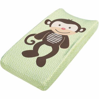 Summer Infant Plush Pals Changing Pad Cover - Monkey