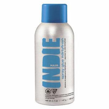 INDIE HAIR Spray Glue no. dirtyfinish - 5.1 oz.