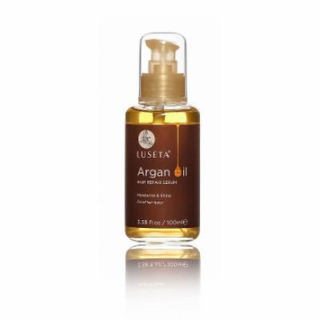 Luseta Beauty Argan Oil Hair Serum - 3.4 oz.
