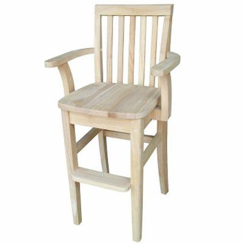 Mission Youth Kids Chair-Natural