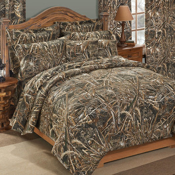 Realtree Bedding Realtree Max-5 Comforter Set