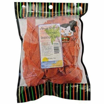 Li Hing Mui Strawberry Belts 14 Oz Bag by Asia Trans & Co.