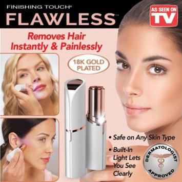 Finishing Touch Flawless Women's Painless Hair Remover AS SEEN ON TV!
