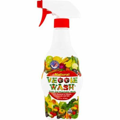 Citrus Magic, Veggie Wash, 16 fl oz(pack of 6)