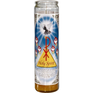 Espirito Santo Scented Novena Candle