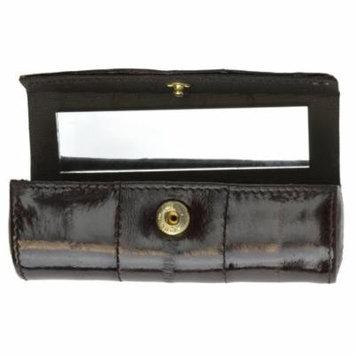 Elegant Design Eelskin Soft Leather Lipstick case E 565