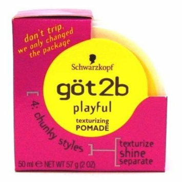 Got 2B Cream Playful Texturize 2 oz. (3-Pack) with Free Nail File